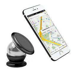 Magnetic Car Mount Phone Holder Adhesive Type -