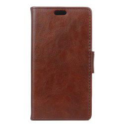 Cover Case for Samsung Galaxy J2 Pro 2018 Vintage Crazy Leather -