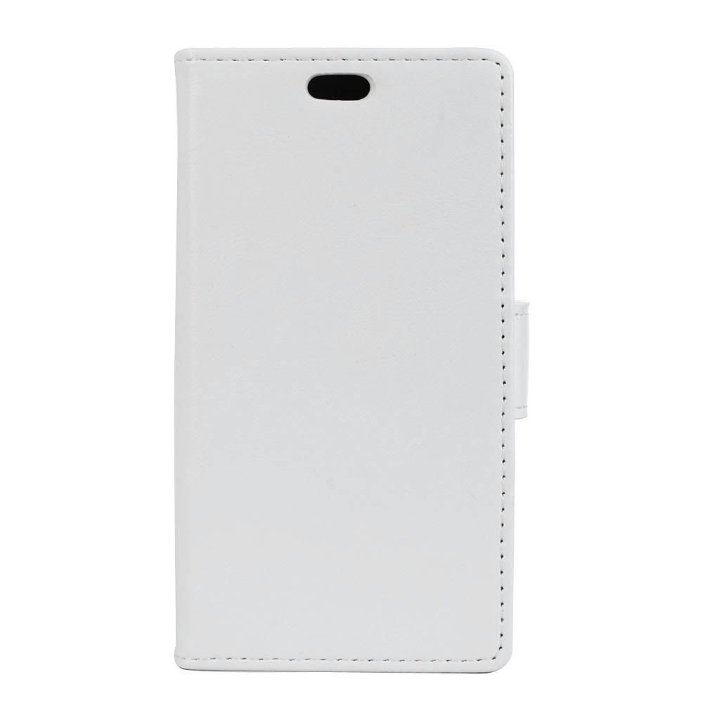 Chic Cover Case for Samsung Galaxy J2 Pro 2018 Vintage Crazy Leather