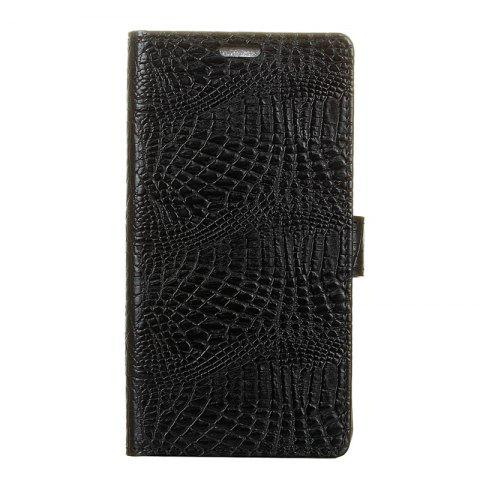Outfits Cover Case for Samsung Galaxy S9 PLUS Retro Crocodile Pattern Leather