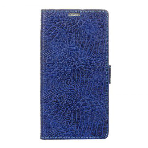 Buy Cover Case for Samsung Galaxy S9 PLUS Retro Crocodile Pattern Leather