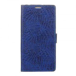 Cover Case for Samsung Galaxy S9 PLUS Retro Crocodile Pattern Leather -