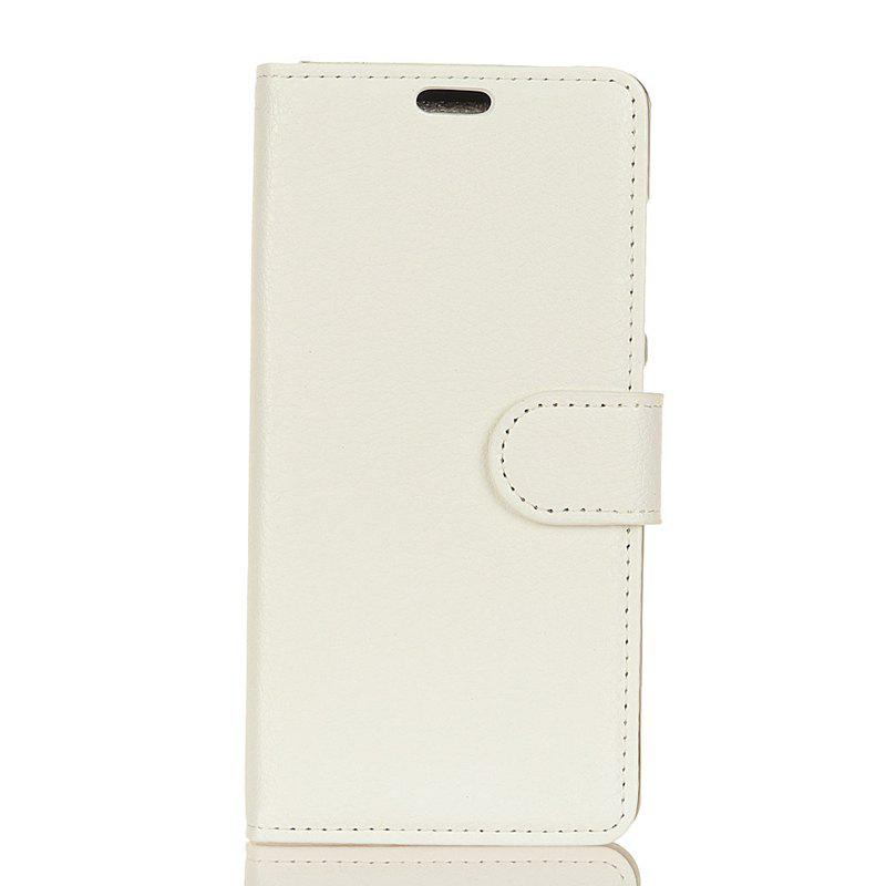 Store Cover Case for Samsung Galaxy S9 PLUS Pure Color Litchi Leather