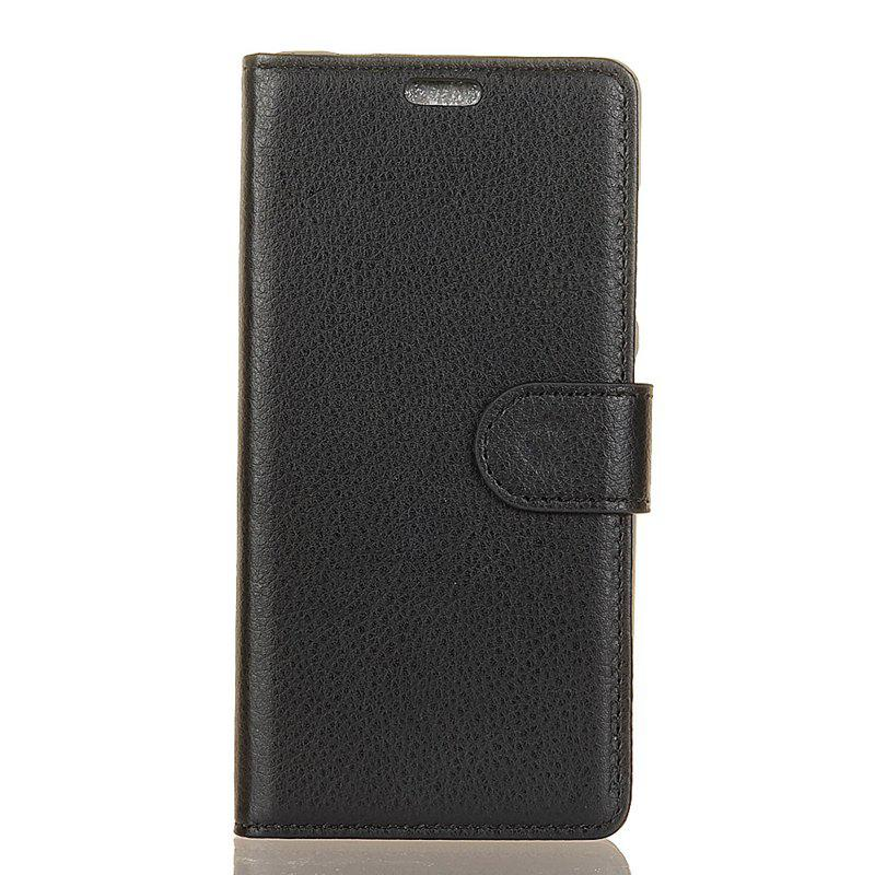 Hot Cover Case for Samsung Galaxy S9 PLUS Pure Color Litchi Leather