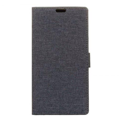 Unique Cover Case for Samsung Galaxy S9 PLUS Solid Color Linen Texture Holster