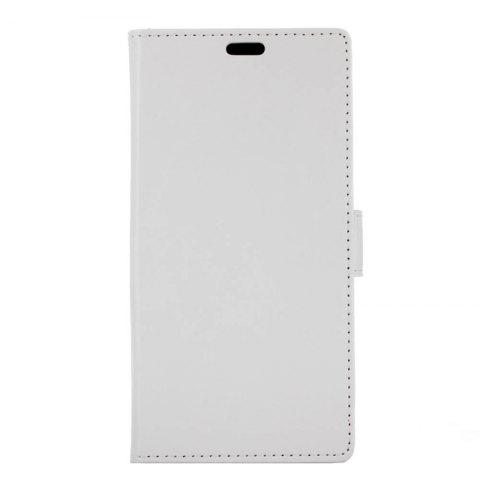 New Cover Case for Samsung Galaxy S9 PLUS Pure Color Crystal Texture Leather