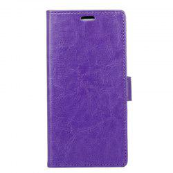 Cover Case for Samsung Galaxy S9 PLUS Pure Color Crystal Texture Leather -