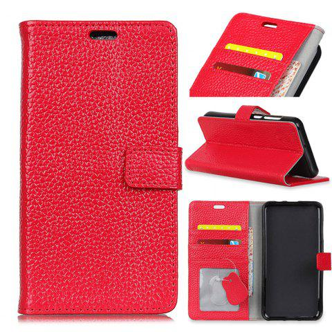 Sale Cover Case for Samsung Galaxy S9 PLUS Solid Color Business Leather