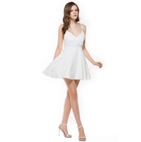 Shops New Stereo Angel Wing Strap Dress