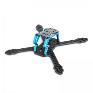 Skyzone Micro 140mm Frame Kit with 3mm Carbon Fiber Arm for DIY RC Models Racing Drone Spare Parts -