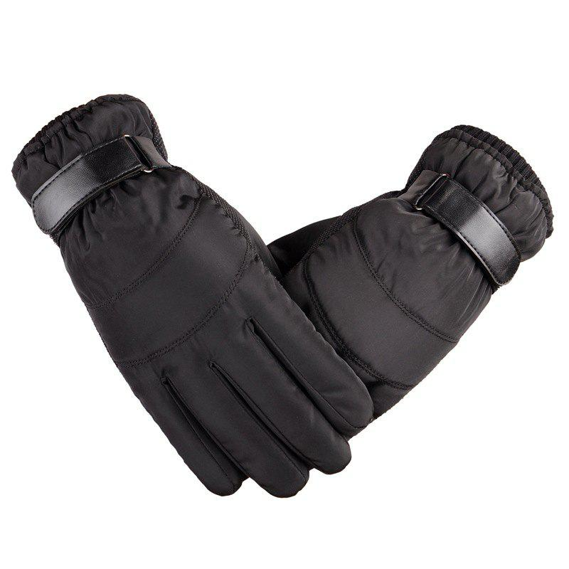 Sale Winter Men's Gloves Heavy Rain Snowstorm Skiing Warm Warm and Windproof Gloves