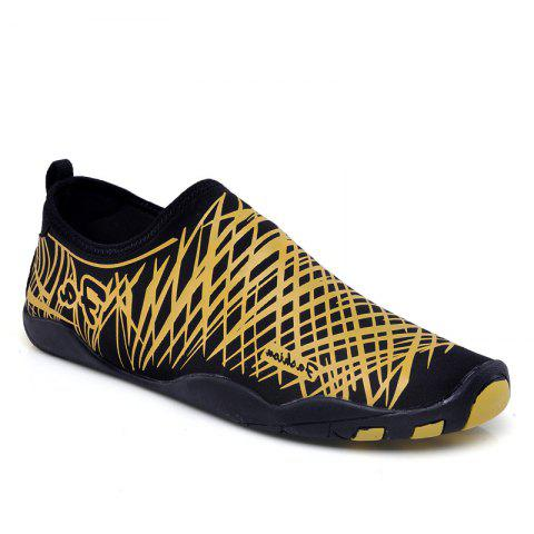 Мужчины Beach Diving Snorkeling Wading Shoes