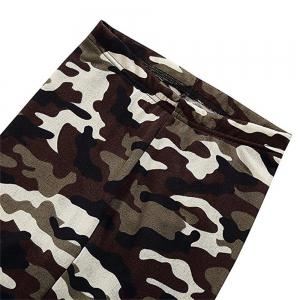 New Type Camouflage and Multicolored Pattern Pants -