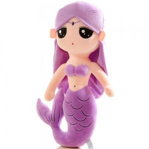 Plush Mermaid Dolls Fashion Gifts Bedroom Home Decor -