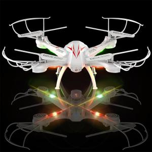 K200C RC Drone Quadcopter with Camera Live Video 2.4GHz 6-axis Gyro -