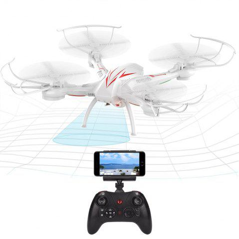 Online K200C RC Drone Quadcopter with Camera Live Video 2.4GHz 6-axis Gyro