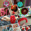 144 PCS Artificial Foam Rose Multicolor PE Flowers Ornaments Valentine's Day present -