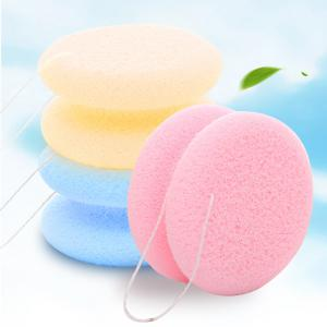 Thickened Dry Wet Separation Deep Clean Yo-yo Sponge Puff Facial Powder Beauty Tools -