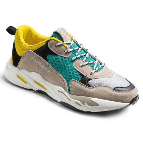 Fashion The New Simple Sports and Leisure Trend of Men'S Running Shoes