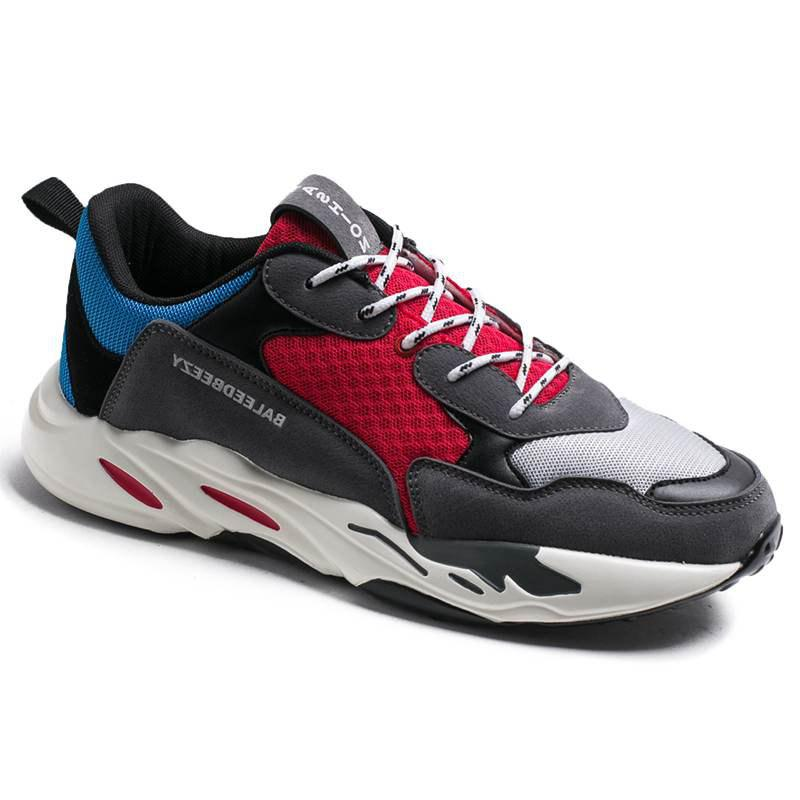 Sale The New Simple Sports and Leisure Trend of Men'S Running Shoes