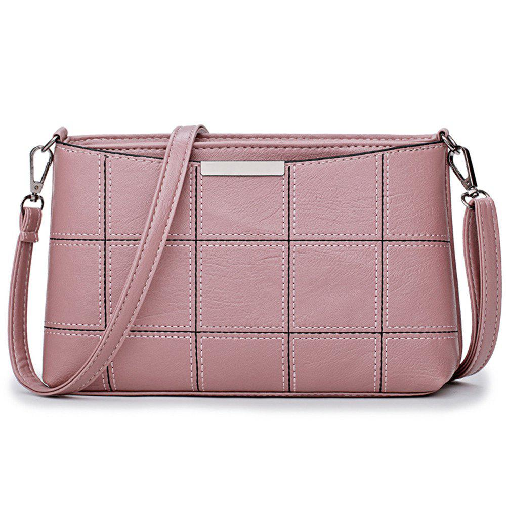 New 2017 New Large Capacity Mother bag Satchel Korean All-Match Shoulder Stitching Small Package