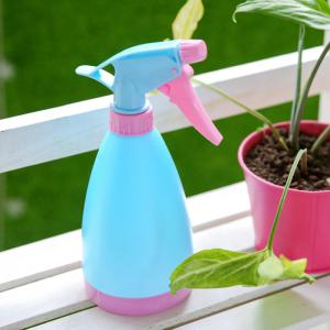 Multi-Function Candy Color Watering Cans Bonsai Hand Pressure Sprayer Spray Bottle Water Gardening Tool Pot -