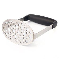 Stainless steel potato masher household -