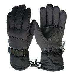 Water Proof Man -30 Degree Warm Riding Extended Wrist Gloves -