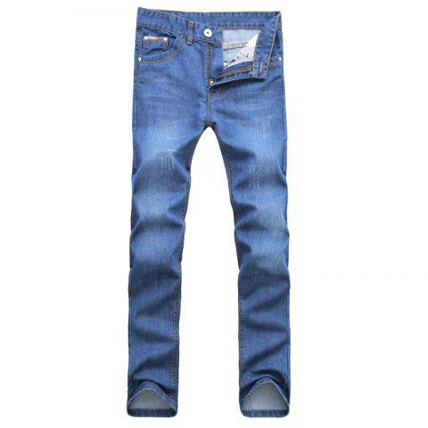 Shop Men's Casual Straight Jeans