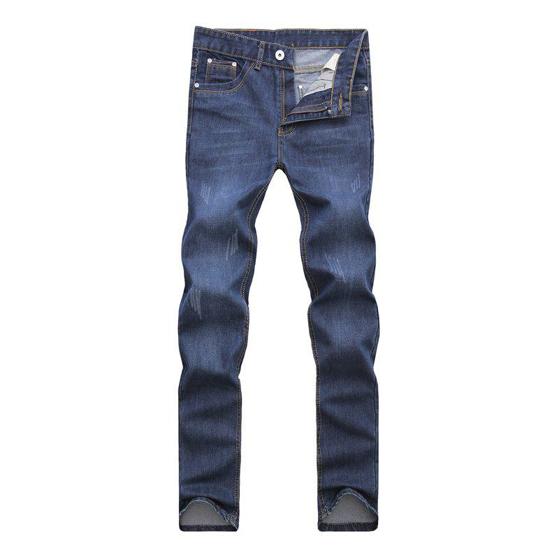 Buy Men's Casual Straight Jeans