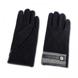 Touch Screen Lovers Gloves Cashmere Wool Cashmere Car Riding and Leisure Style in Autumn and Winter -