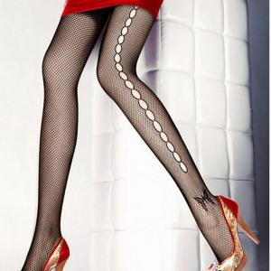Sexy Black Fishnet Pantyhose  Stocking Tights Hosiery -