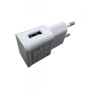 Universal One USB 5V 2A Mobile Phone Charger Charging Fast White -