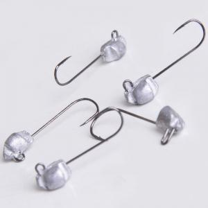 Lead Jig Head Fishing Hook 5PCS / LOT 0.7g 2C -
