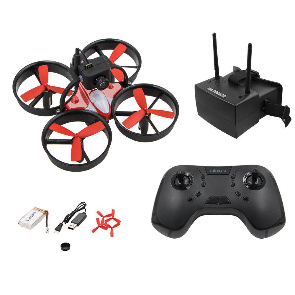 Shop Lieber LB1060 6-aixs Gyro RC Quadcopter Racing Drone with FPV Goggles