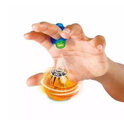 Magnetic Finger Yoyo Ball with Light -