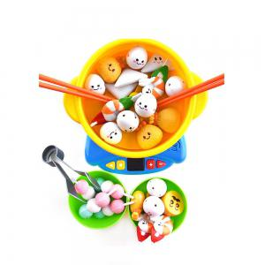 Hot Pot Clip Music Four People Game Suit -