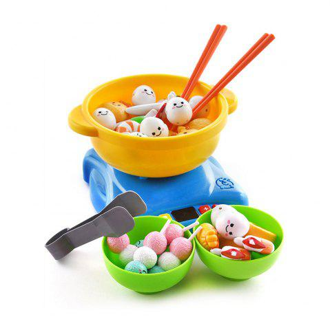 Shop Hot Pot Clip Music Four People Game Suit