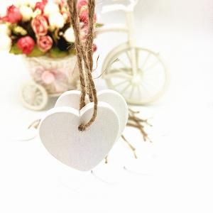 DIY White Mini Love Small Piece 10PCS -
