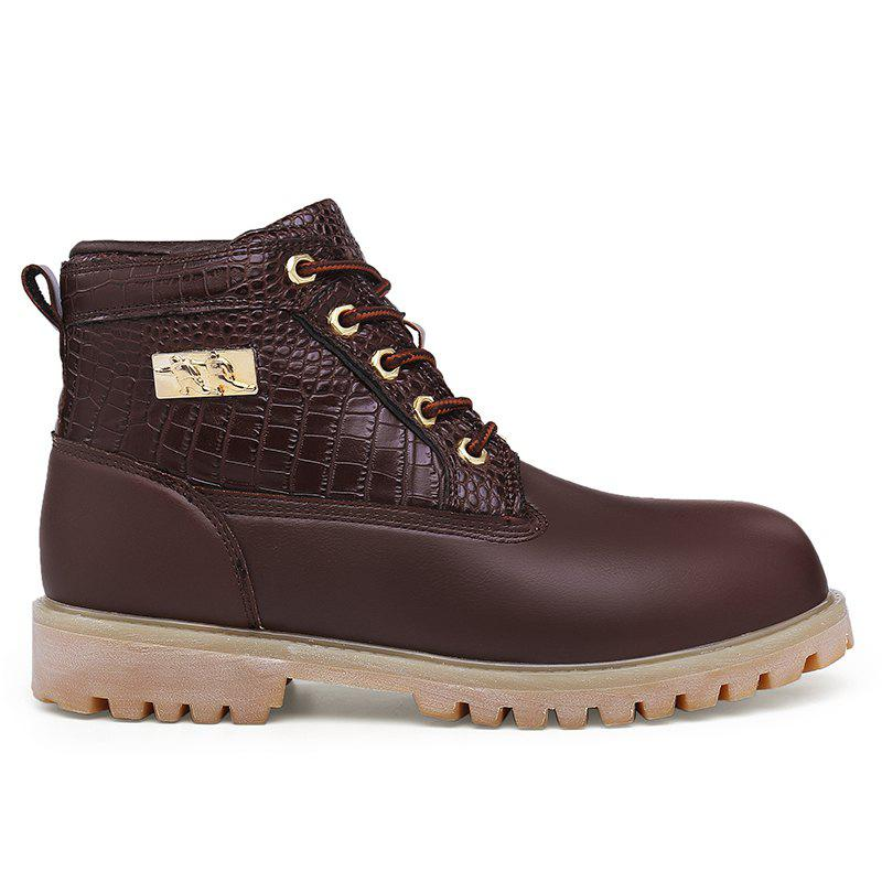 New New Casual Fashion Martin Boots