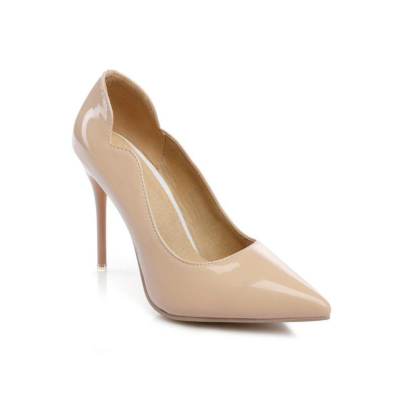 Affordable New Extreme High Heels  Party Thin Heels Slip-On Ladies Shoes