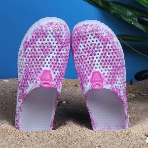 Blue and White Porcelain Beach Shoes -