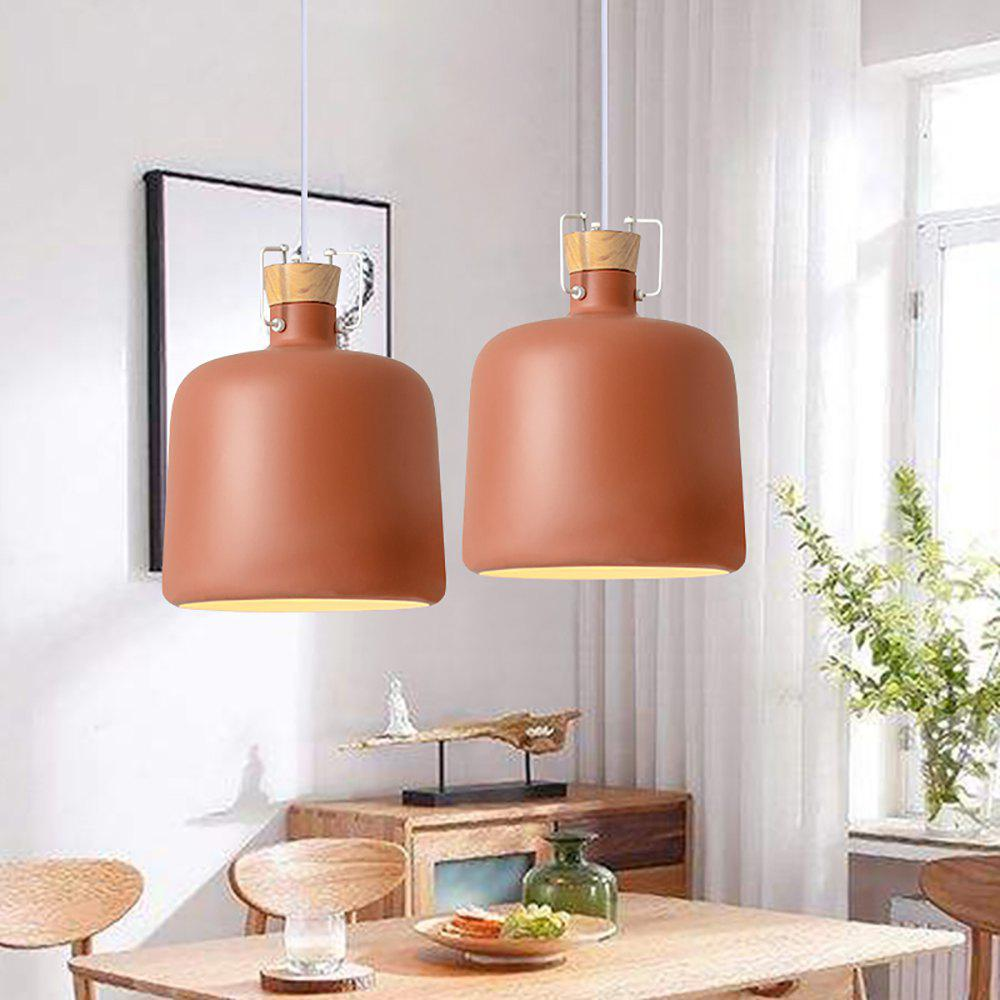 Voltage Ac E27 Pendant Light Lamp Holder Socket Without Wire Ceiling Earthy Bocd001h 35 Nordic Color 220v Store