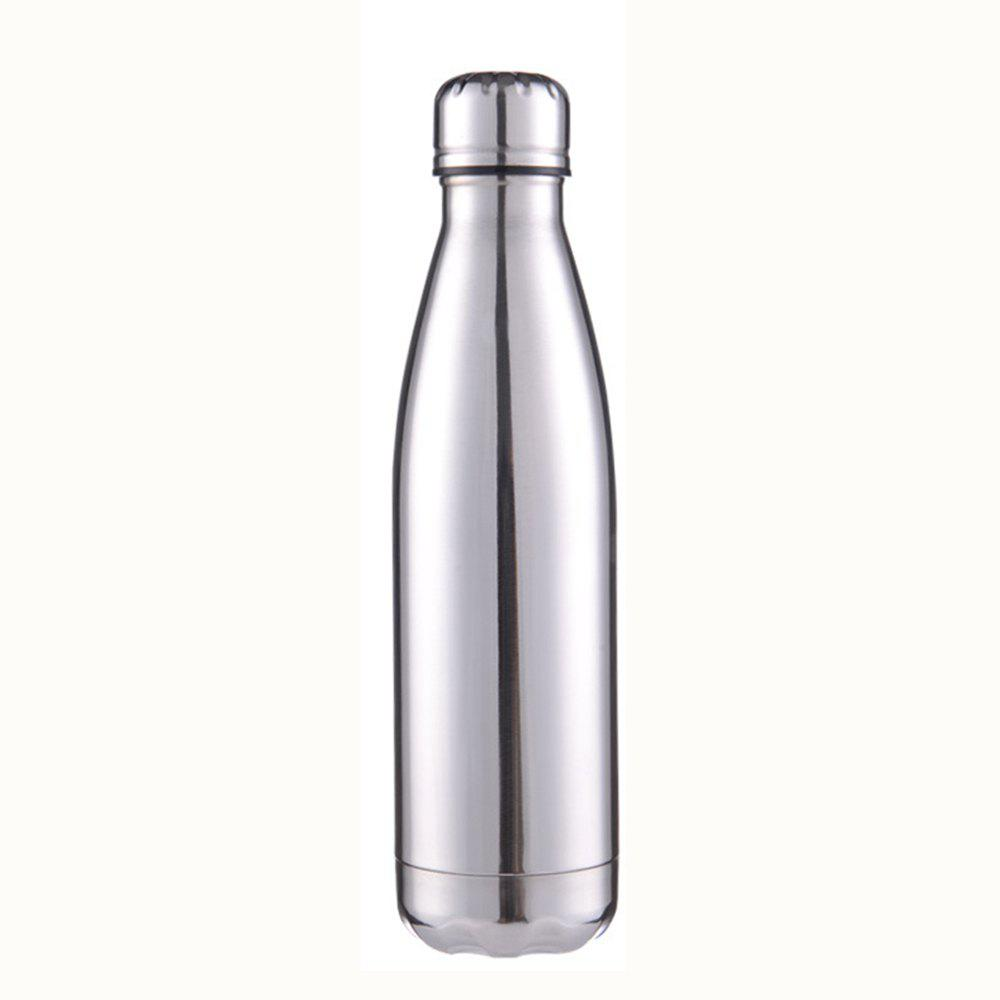 Hot Fashion 4 Colors 500ML Stainless Steel Insulated Cup Coffee Tea Thermos Mug Thermal Bottle Thermocup Travel Drink Bottle