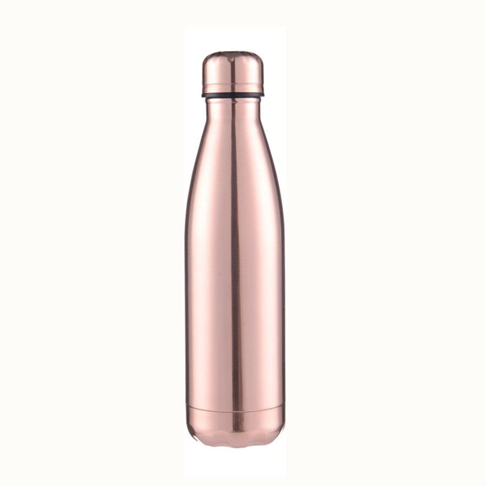 Latest Fashion 4 Colors 500ML Stainless Steel Insulated Cup Coffee Tea Thermos Mug Thermal Bottle Thermocup Travel Drink Bottle