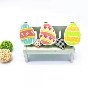 Cute Cute Colored Eggs Egg Clip 20pcs -