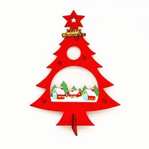 DIY Nordic Wind Christmas Decorations Christmas Tree Decoration 2PCS -