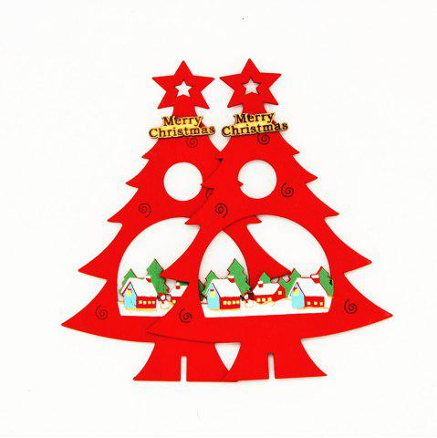 Buy DIY Nordic Wind Christmas Decorations Christmas Tree Decoration 2PCS