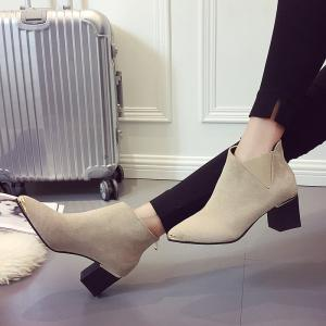 New Thick Fashion Shoes -