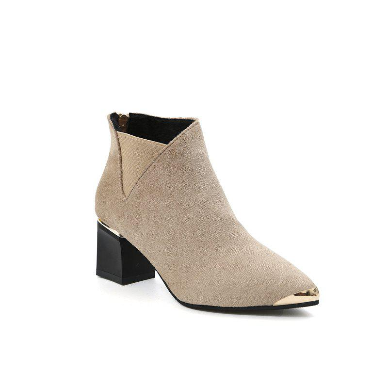 Online New Thick Fashion Shoes
